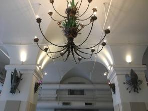 Audubon Insectarium lobby.