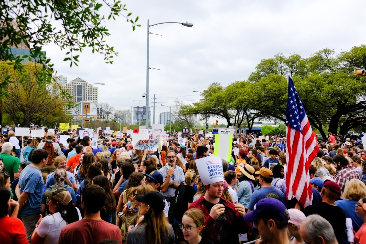 March for Our Lives Austin TX